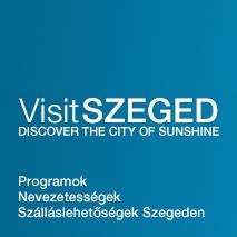 Visit Szeged - Szálláshelyek, látnivalók, programok és események.