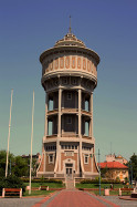 St. Stephen Square - Water tower