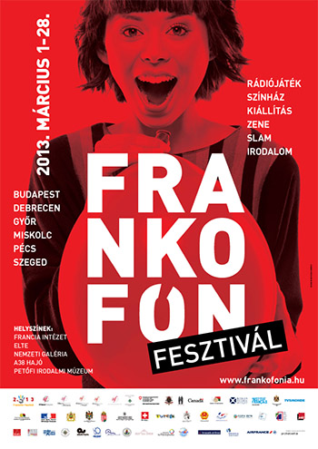 3th Frankofón Movie Days